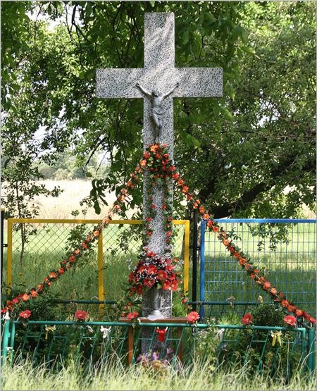 Krzyż w Kątach
